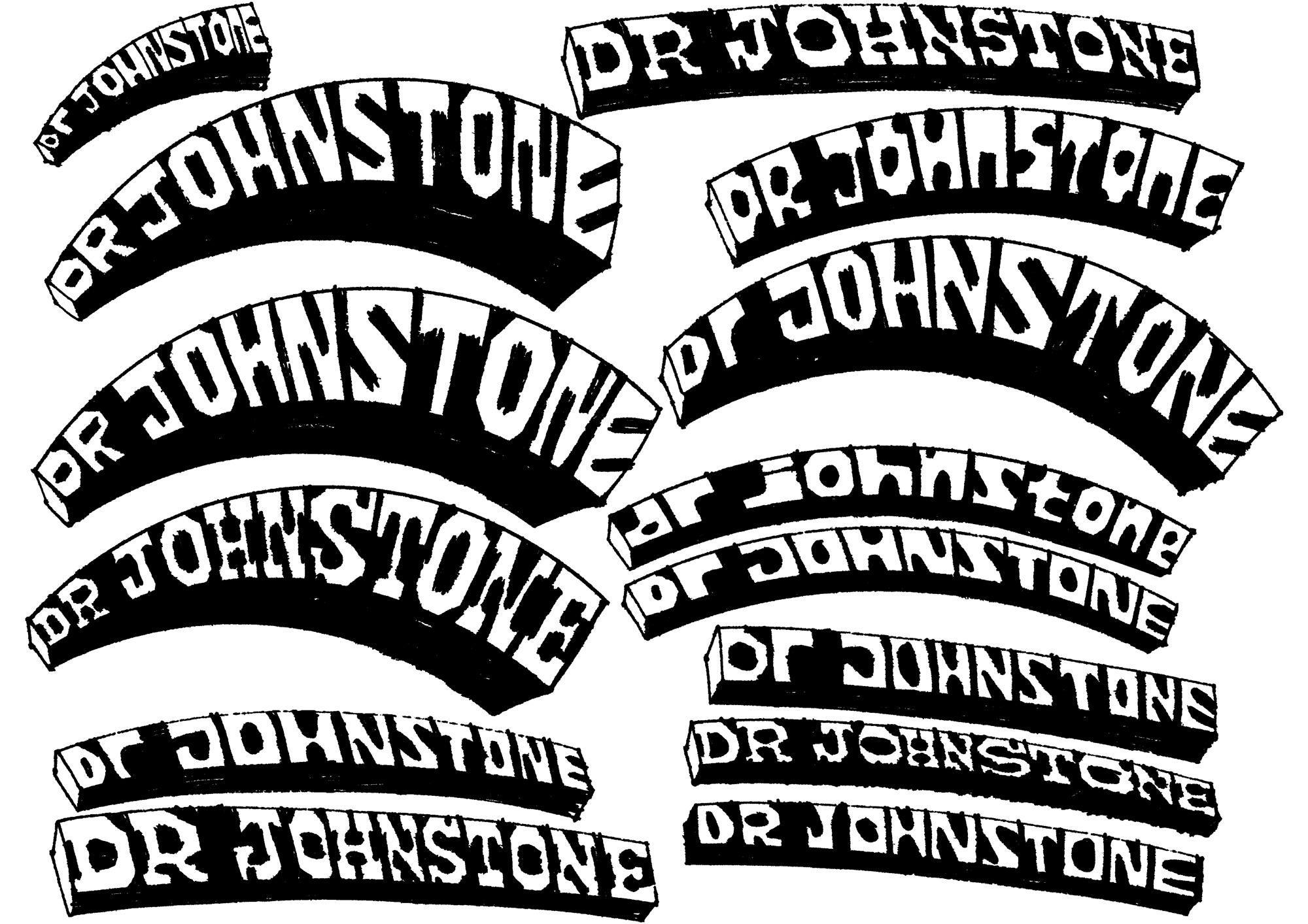 Dr. Johnstone Logos